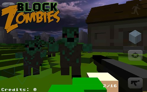 Block Warfare: Zombies- screenshot thumbnail