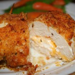 Garlic-Lemon Double Stuffed Chicken