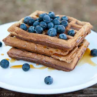 The Gracious Pantry Original Home-Style, Clean Eating Waffles.