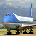 Great Planes: Air Force One logo
