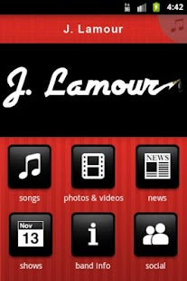 J. Lamour - screenshot thumbnail
