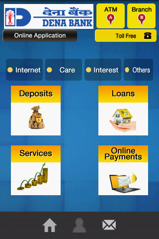 Dena Bank Smartphone