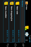Screenshot of X-Note