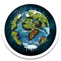 Earth Planet Live Wallpaper icon