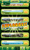 Screenshot of Jungle Rescue Card Battle