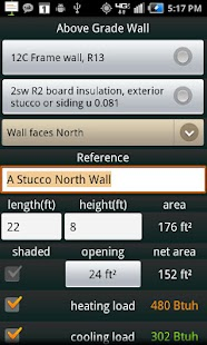 HVAC Buddy® Load Calc - screenshot thumbnail