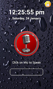 Voice Lock Screen v1.7