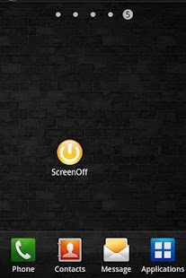 Screen Off- screenshot thumbnail
