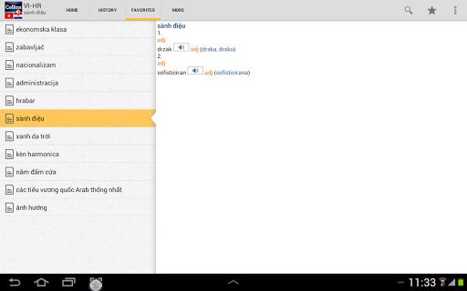 【免費書籍App】Vietnamese<>Croatian Dictio TR-APP點子