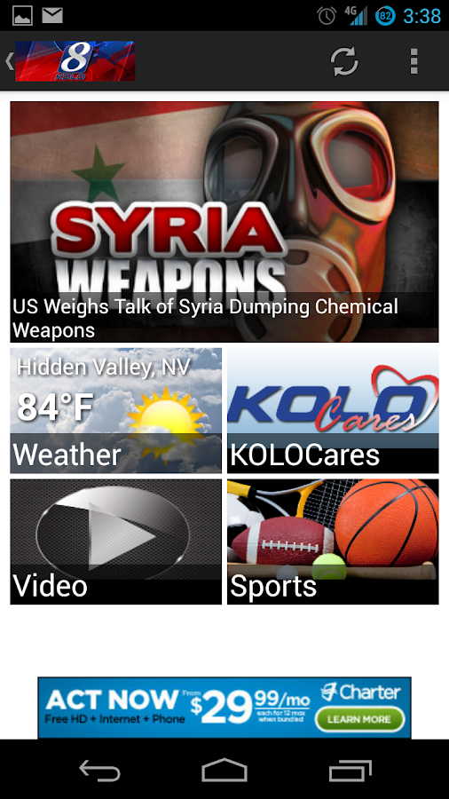 KOLO 8 News Now - screenshot