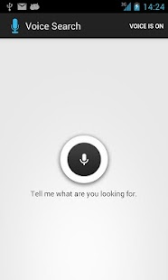 Voice Search Assistant - screenshot thumbnail