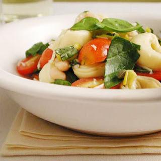 Tortellini Pepperoncini Salad.