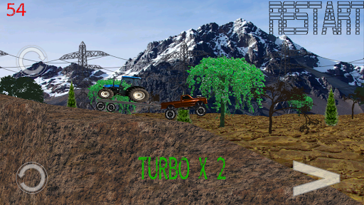 Heavy Equipment Transport Screenshot