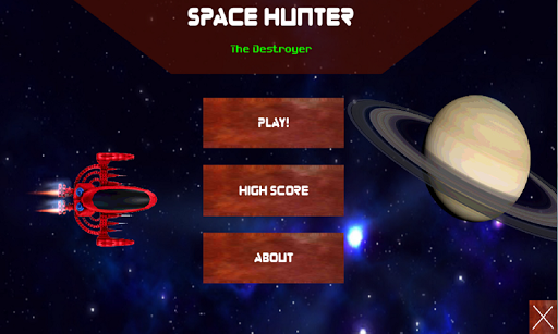 Space Hunter : The Destroyer