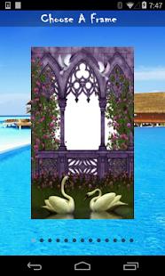 夢幻婚禮相框
