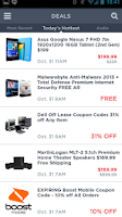 Screenshot of TechBargains