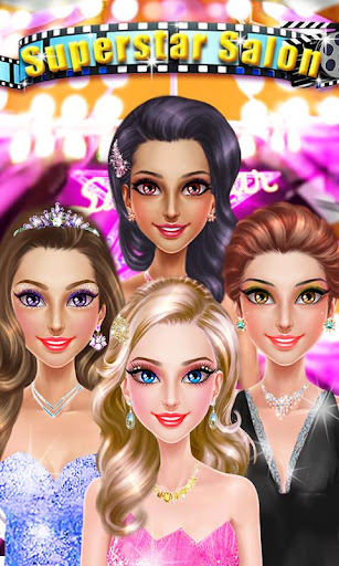 Superstar Girls - Beauty Salon