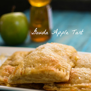Gouda Apple Tart