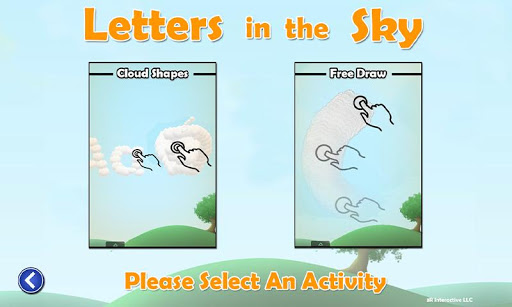 Letters in the Sky