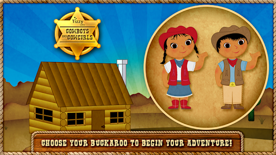 Tizzy Cowboys Cowgirls Lite