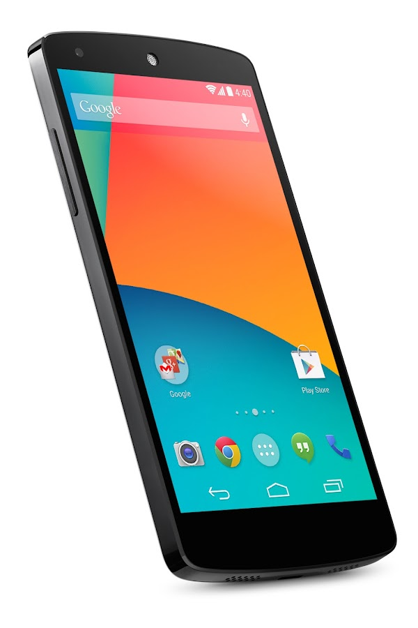 Nexus 5 (16GB, White) - screenshot