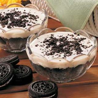 Coffee Mallow Dessert