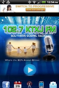 KTXJ 102.7 Gospel Radio - screenshot thumbnail