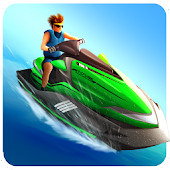Jet Ski Race : Water Scoot