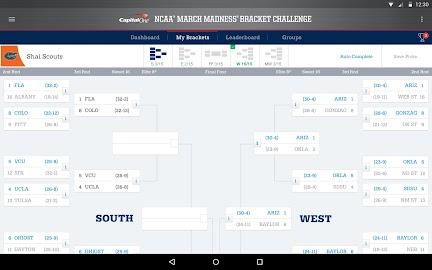 NCAA March Madness Live Screenshot 12
