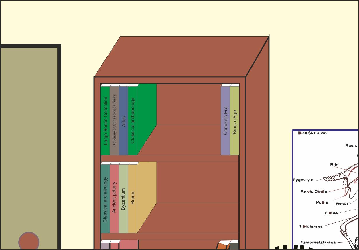 Escape Archaeologist Lab - στιγμιότυπο οθόνης