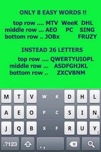 Tap Tap KEYBOARD- screenshot thumbnail