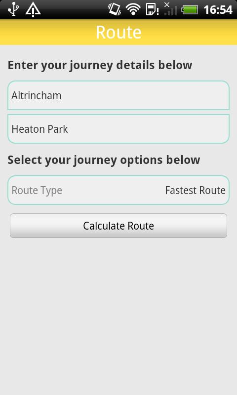 Manchester Metrolink - screenshot