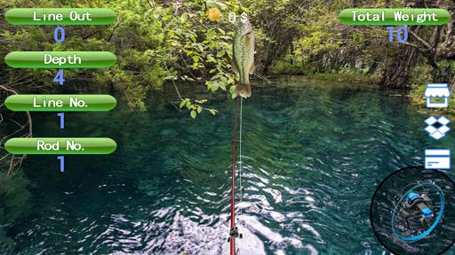 釣魚瘋狂愛好者