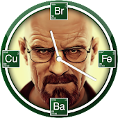 BREAKING BAD SOUND-CLOCK