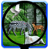 Animal Jungle Hunt Africa
