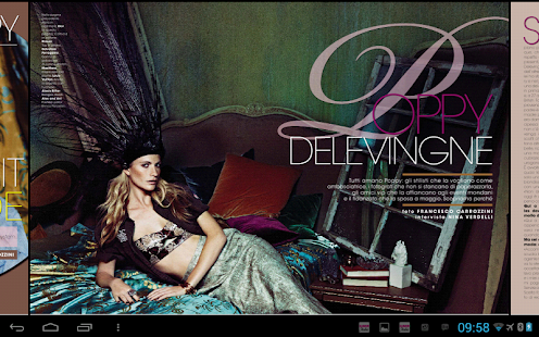 Glamour Italia - screenshot thumbnail