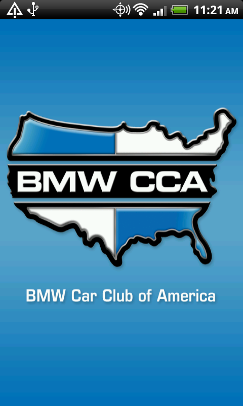 BMW Car Club of America - screenshot