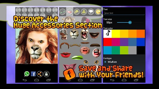 Fun Face Changer Extreme Free- screenshot thumbnail