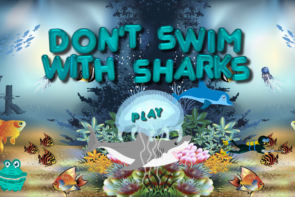 Don't Swim With Sharks- screenshot