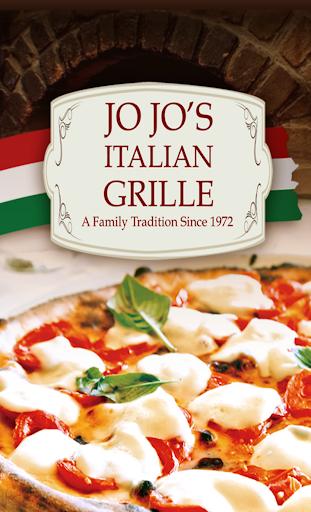 Jo Jo's Italian Grille