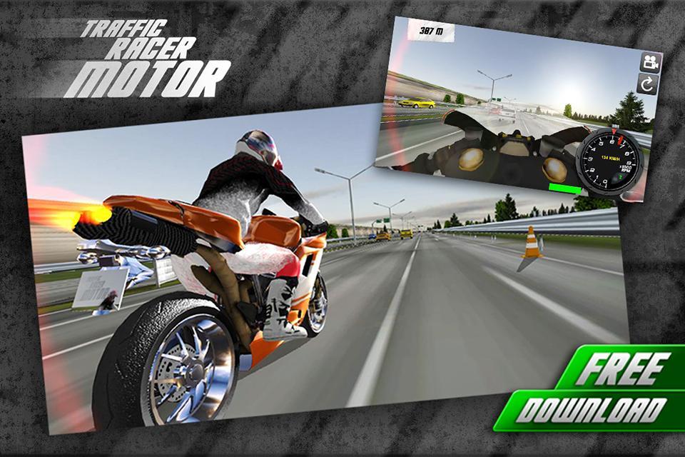 download game moto traffic rider mod apk