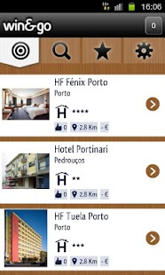 Win&Go Hotels - screenshot thumbnail
