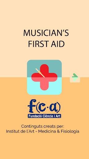 Musician's First Aid - Català