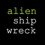 Alien Shipwreck text adventure