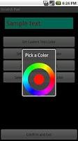 Screenshot of Scratch Pad
