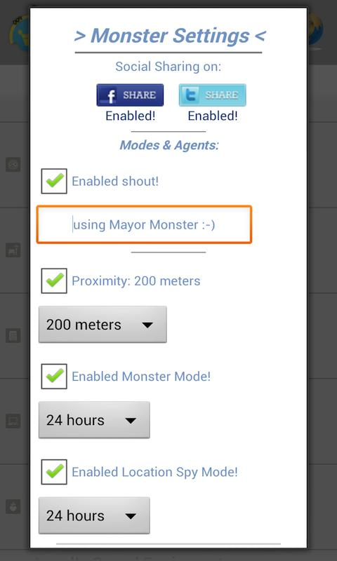 Mayor Monster- screenshot