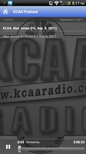 KCAA Podcast- screenshot thumbnail