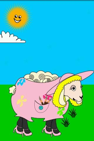 Annabel the Sheep - Lite - screenshot