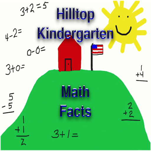 Hilltop Kindergarten Math Fact LOGO-APP點子