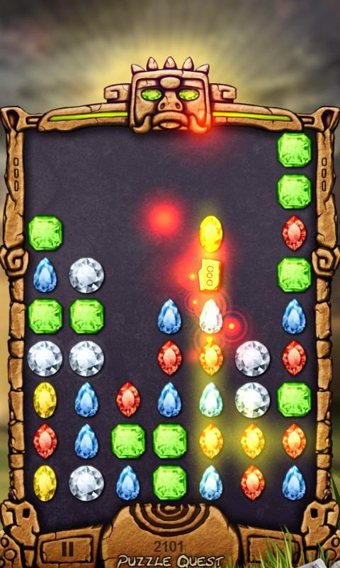 Tap Jewels Full- screenshot